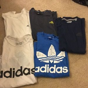 Adidas T-Shirt Bundle